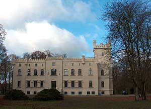 b 4. Schloss 1953